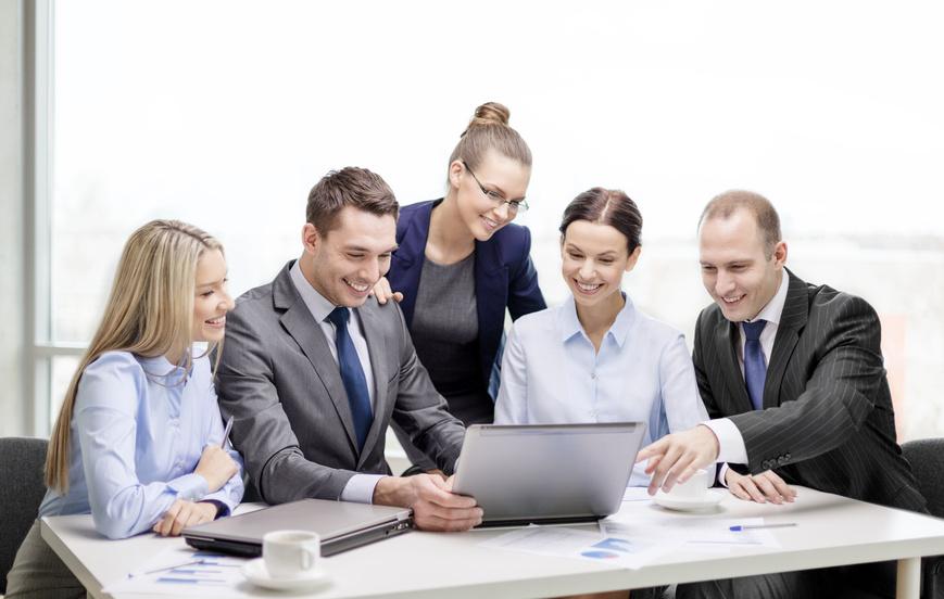 Les entrepreneurs gagnant leur vie sur internet
